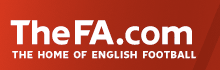 England FA website banner