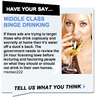 Daily Mail Have Your Say promo