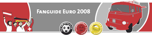 German Euro 2008 fanguide site