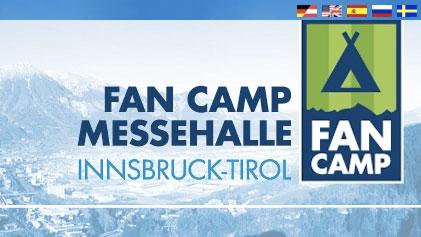Innsbruck Fancamp site