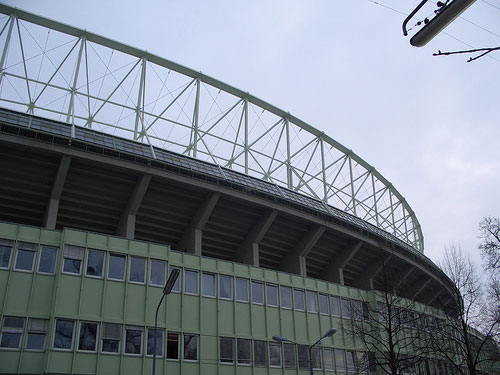 Ernst Happel stadium in 2006