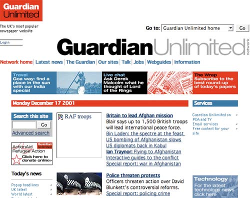 Guardian 2001