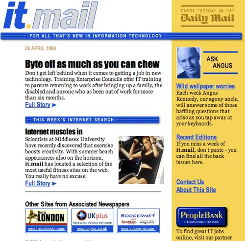 It.mail in 1998