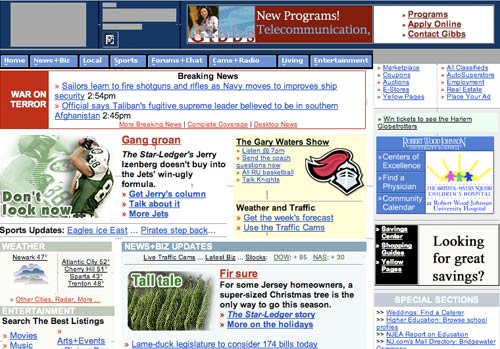 nj.com in 2001