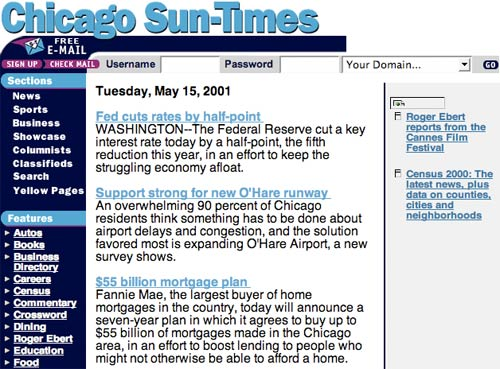 Suntimes 2001