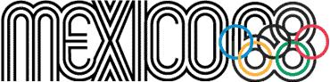 1968 Mexico Olympics logo