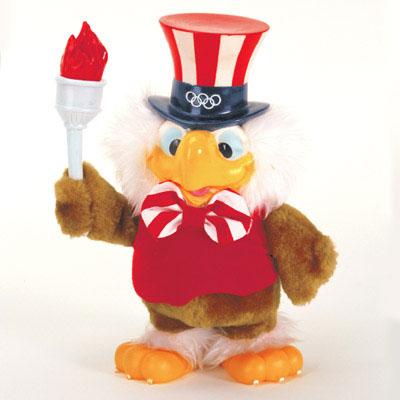 1984 Olympic mascot