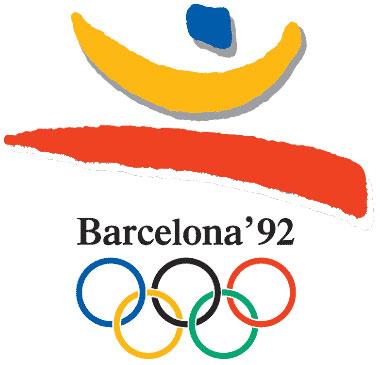 1992 Olympic logo