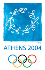 2004 Olympic Logo