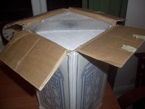 TARDIS-in-the-box