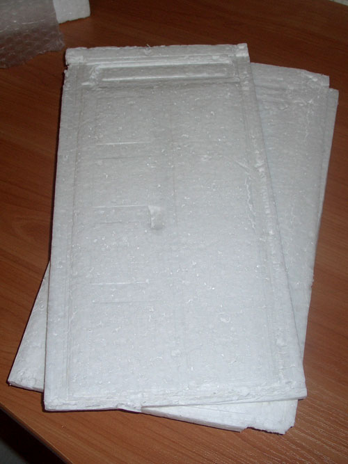 TARDIS packaging