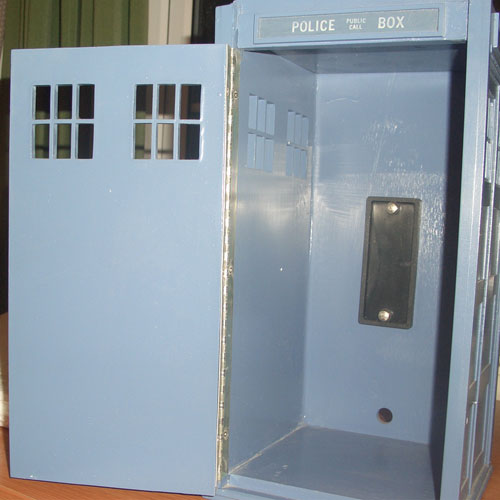 TARDIS phone hook
