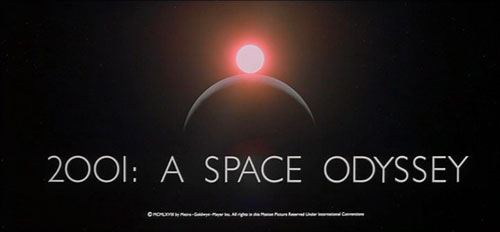 Opening titles