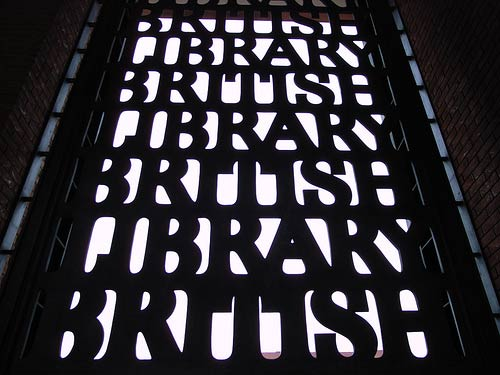British Library gateway detail