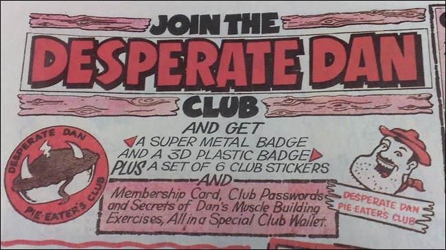 Dandy Pie Eater Club