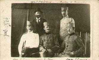 Serbian prisoners of war