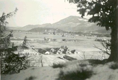 1940s Grödig Camp