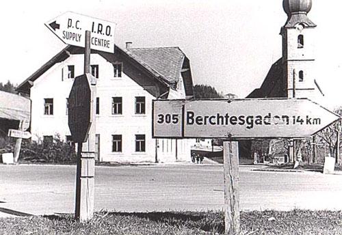 1940s St Leonhard Junction