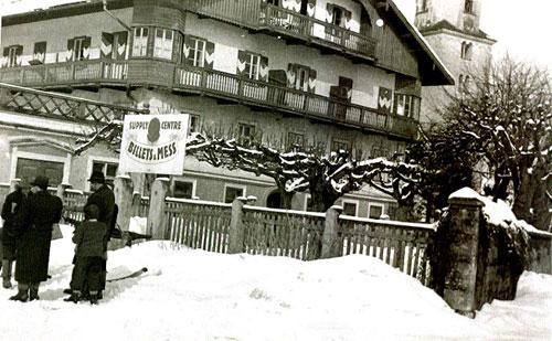 1940s Supply Centre