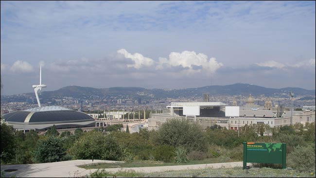 Barcelona Olympic Complex