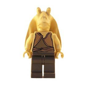 Jar-Jar Binks Lego Star Wars figure
