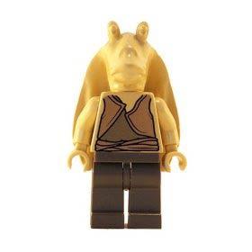 Jar-Jar Binks Lego Star Wars figure