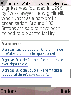 Related content in The Telegeraph mobile footer