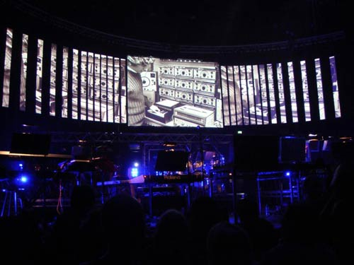Radiophonic Workshop set