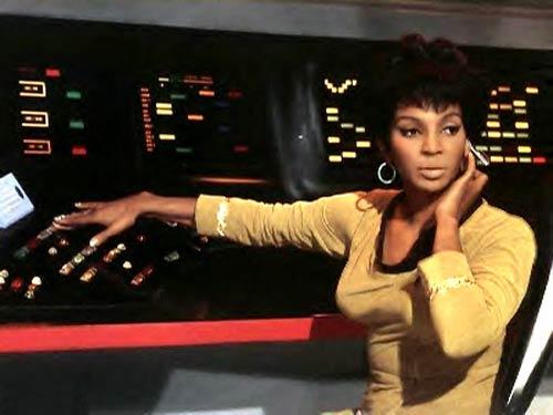 Uhuru at the comms controls