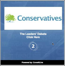 Conservatives Coveritlive