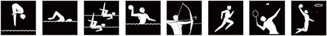 London 2012 Olympic pictograms