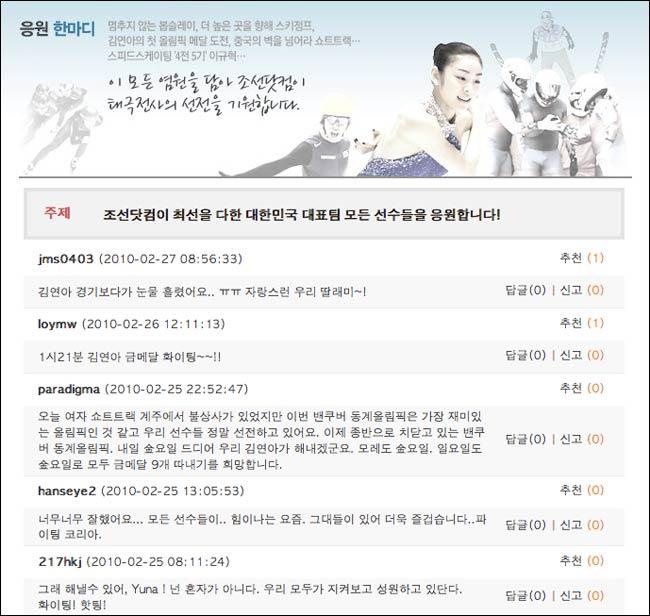Southkorea Chosun Community