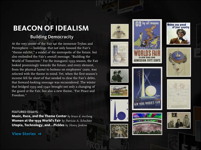 Beacon Of Idealism Frontpiece