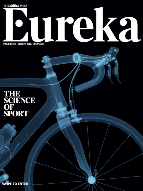 Eureka Front Page
