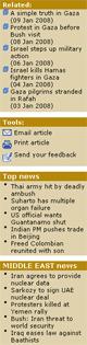 Related navigation on Al Jazeera