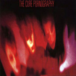 The Cure's Pornography album