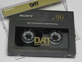 DAT cassette