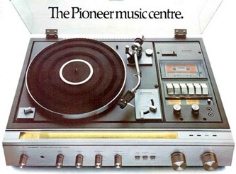 Pioneer Music Centre