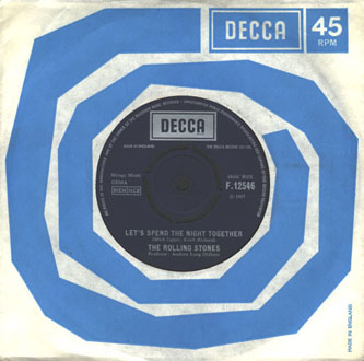 Stones On Decca