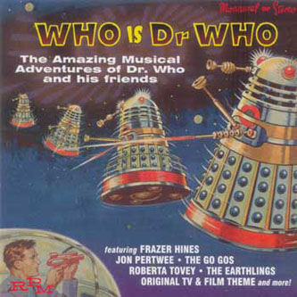 Who Is Doctor Who