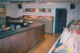 30 Berwick Street basement
