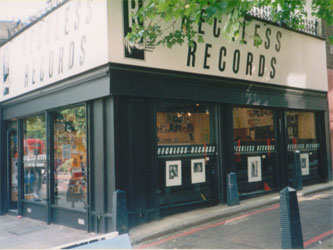 Reckless Records at 79 Upper Street