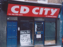 CD City