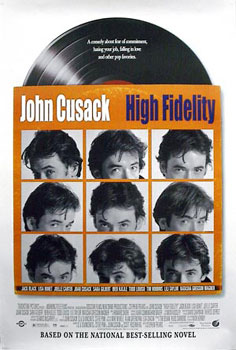 High Fidelity movie poster
