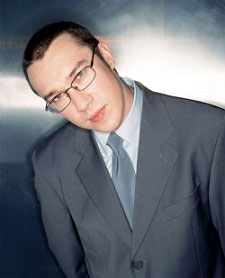 Mark Lamarr - stop, hammer time