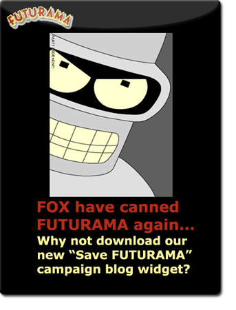 My Futurama Widget