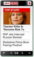 Sky News widget