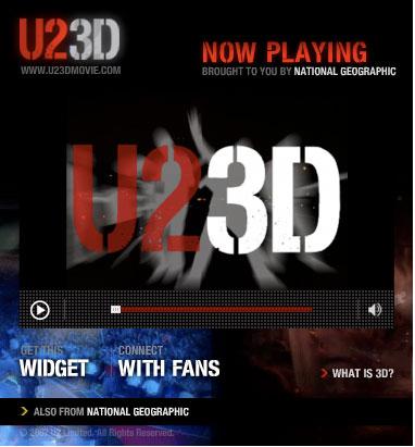 U23D widget