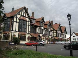 The Royal Forest Hotel, Chingford