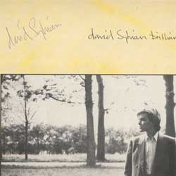 My signed David Sylvian album as it appears on eBay